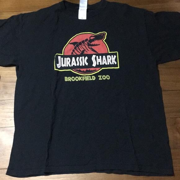 Other - Jurassic shark Brookfield zoo shirt